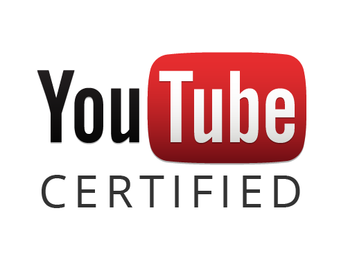 Youtube-certidied